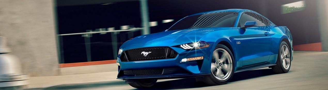 New 2019 Ford Mustang Frisco, TX