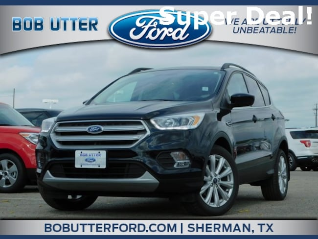 New 2019 Ford Escape SEL SUV For Sale/Lease Sherman TX