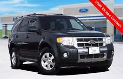 2009 Ford Escape Limited 2.5L SUV