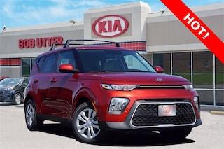 New 2021 Kia Soul LX Hatchback For Sale in Sherman, TX