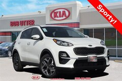 New 2020 Kia Sportage EX SUV KNDPN3ACXL7795774 For Sale in Sherman, TX