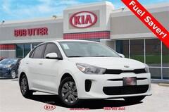 New 2020 Kia Rio S Sedan 3KPA24AD1LE284418 For Sale in Sherman, TX