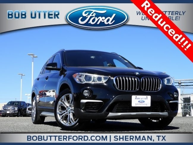 Used 2016 BMW X1 xDrive28i SUV For Sale Sherman, TX