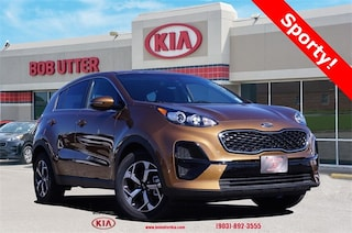 New 2020 Kia Sportage LX SUV For Sale in Sherman, TX
