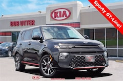 New 2021 Kia Soul GT-Line Hatchback KNDJ63AU3M7125853 For Sale in Sherman, TX
