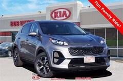 New 2021 Kia Sportage LX SUV KNDPM3AC1M7885125 For Sale in Sherman, TX