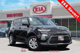 New 2020 Kia Soul LX Hatchback For Sale in Sherman, TX