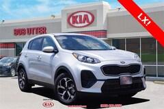 New 2020 Kia Sportage LX SUV KNDPM3AC9L7710720 For Sale in Sherman, TX