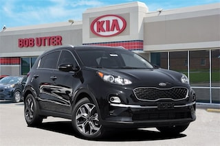 New 2020 Kia Sportage EX SUV For Sale in Sherman, TX