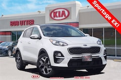 New 2021 Kia Sportage EX SUV KNDPN3AC3M7857209 For Sale in Sherman, TX