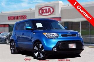 Used 2016 Kia Soul + FWD Hatchback For Sale in Sherman, TX