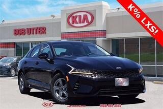 New 2021 Kia K5 LXS Sedan For Sale in Sherman, TX