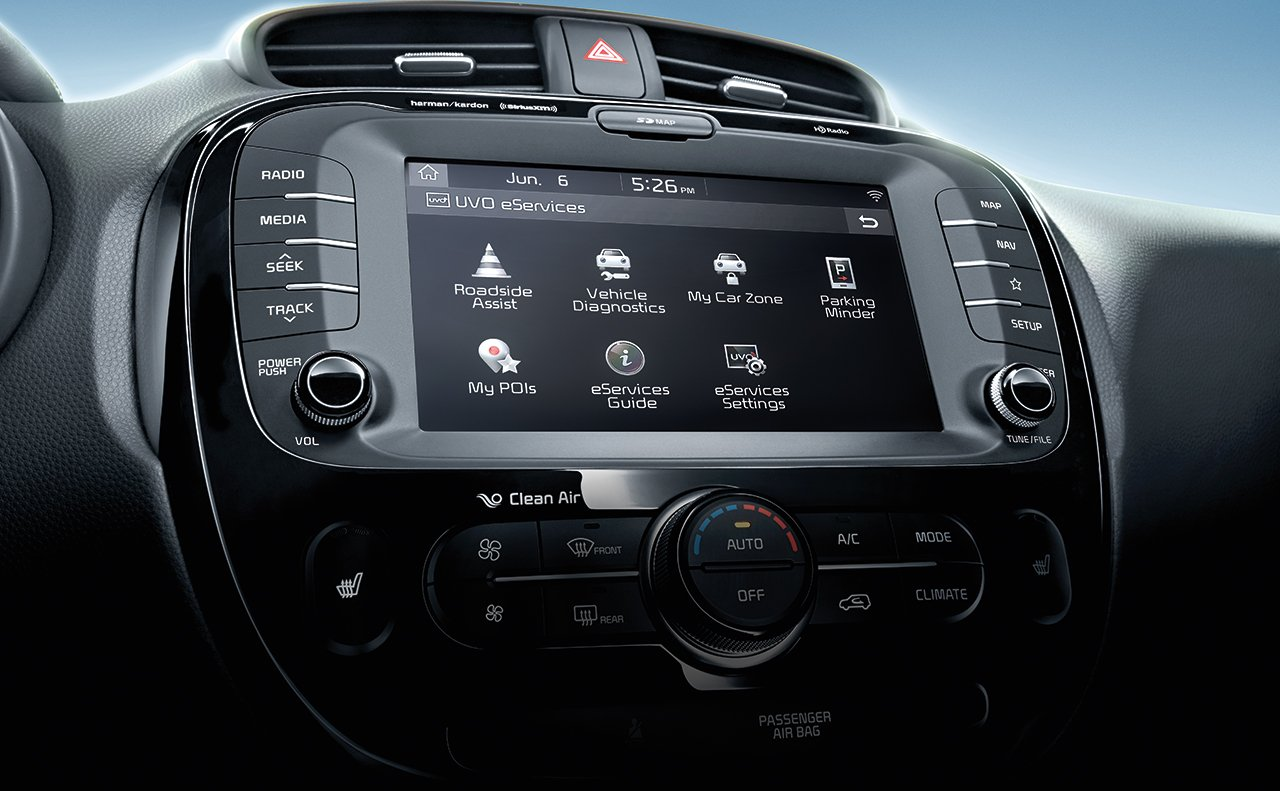 New Kia Soul Technology Ardmore, TX