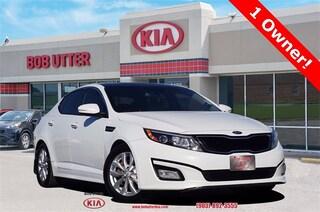 Used 2015 Kia Optima EX FWD Sedan For Sale in Sherman, TX