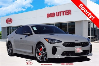 New 2021 Kia Stinger GT Sedan For Sale in Sherman, TX