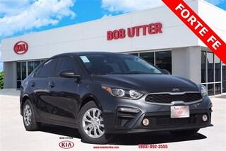 New 2021 Kia Forte FE Sedan For Sale in Sherman, TX