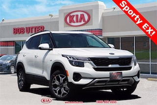New 2021 Kia Seltos EX SUV For Sale in Sherman, TX