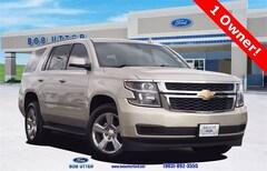 new 2017 Chevrolet Tahoe LT SUV for sale in Sherman, TX