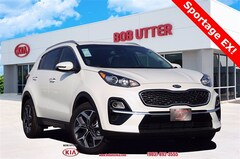 New 2021 Kia Sportage EX SUV KNDPN3AC6M7871962 For Sale in Sherman, TX