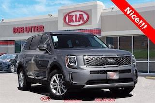 New 2021 Kia Telluride LX SUV For Sale in Sherman, TX
