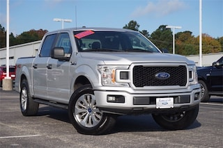 new 2018 Ford F-150 Truck SuperCrew Cab for sale Sherman TX