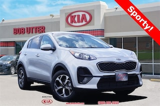 New 2020 Kia Sportage LX SUV For Sale in Sherman, TX
