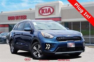 New 2020 Kia Niro Plug-In Hybrid LXS SUV For Sale in Sherman, TX
