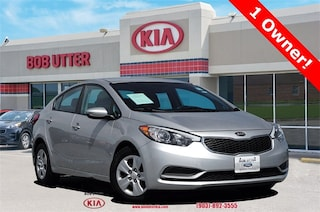 Used 2015 Kia Forte LX FWD Sedan For Sale in Sherman, TX