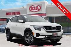 New 2021 Kia Seltos LX SUV KNDEPCAA2M7048980 For Sale in Sherman, TX