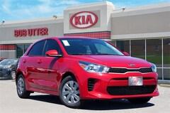 New 2020 Kia Rio S Hatchback 3KPA25AD9LE329630 For Sale in Sherman, TX