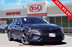 New 2021 Kia K5 EX Sedan 5XXG34J20MG026809 for sale in Sherman, TX