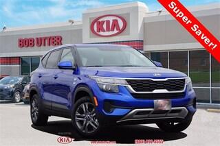 New 2021 Kia Seltos LX SUV For Sale in Sherman, TX