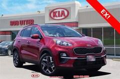 New 2020 Kia Sportage EX SUV KNDPN3AC0L7711848 For Sale in Sherman, TX