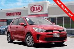 New 2020 Kia Rio S Hatchback 3KPA25AD5LE334033 For Sale in Sherman, TX