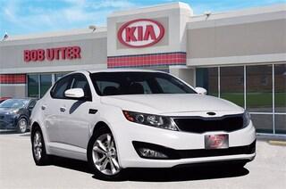 Used 2012 Kia Optima EX Sedan For Sale in Sherman, TX