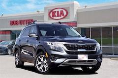 New 2021 Kia Seltos EX SUV KNDERCAA6M7130558 For Sale in Sherman, TX