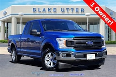 New 2018 Ford F-150 Truck SuperCab Styleside For Sale in Sherman, TX