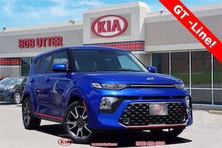 New 2021 Kia Soul GT-Line Hatchback For Sale in Sherman, TX