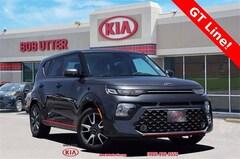 New 2020 Kia Soul GT-Line Hatchback KNDJ63AU6L7735423 For Sale in Sherman, TX