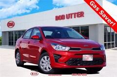 New 2021 Kia Rio LX Sedan 3KPA24ADXME371543 For Sale in Sherman, TX