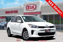 New 2020 Kia Rio S Sedan 3KPA24AD2LE329317 For Sale in Sherman, TX