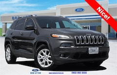 New 2015 Jeep Cherokee Latitude FWD SUV For Sale in Sherman, TX