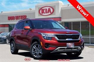 New 2021 Kia Seltos S SUV For Sale in Sherman, TX
