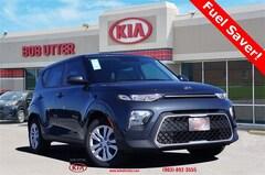 New 2020 Kia Soul LX Hatchback KNDJ23AU2L7100968 For Sale in Sherman, TX