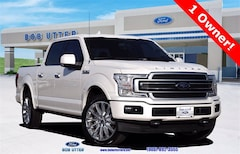 new 2019 Ford F-150 Limited Truck SuperCrew Cab for sale in Sherman, TX