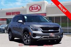 New 2021 Kia Seltos EX SUV KNDERCAA5M7088688 For Sale in Sherman, TX