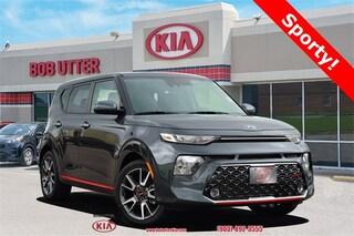 New 2020 Kia Soul GT-Line Hatchback For Sale in Sherman, TX