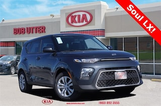 New 2020 Kia Soul LX Hatchback For Sale in Sherman, TX