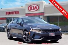 New 2021 Kia K5 EX Sedan 5XXG34J29MG011936 for sale in Sherman, TX