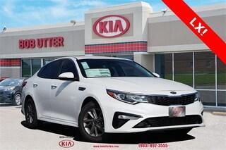 New 2020 Kia Optima LX Sedan For Sale in Sherman, TX